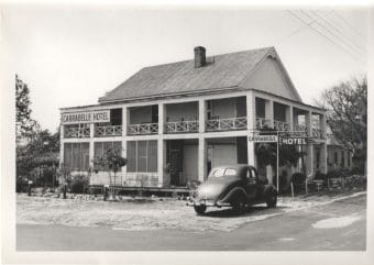 Historic Photo of The Old Carrabelle Hotel