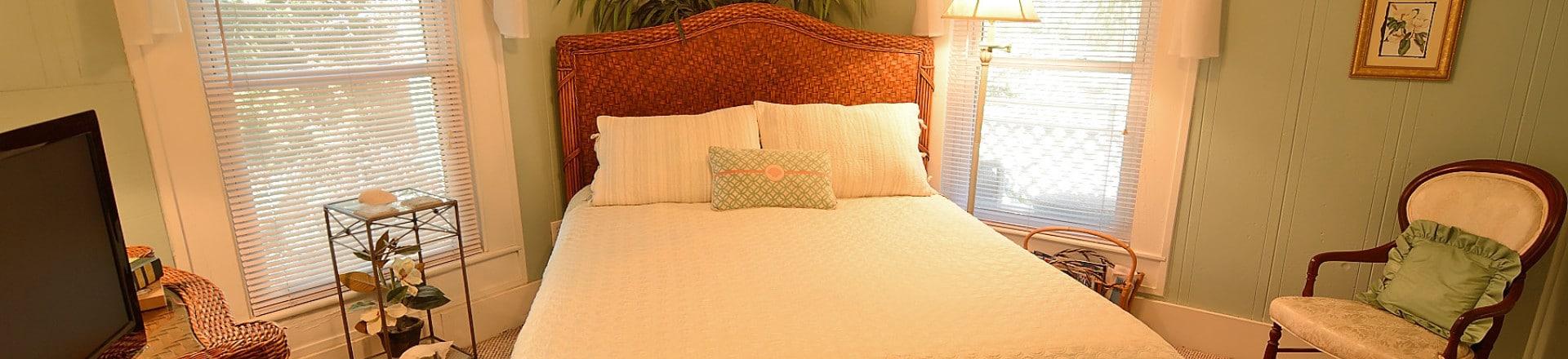 Magnolia Room at Old Carrabelle Hotel