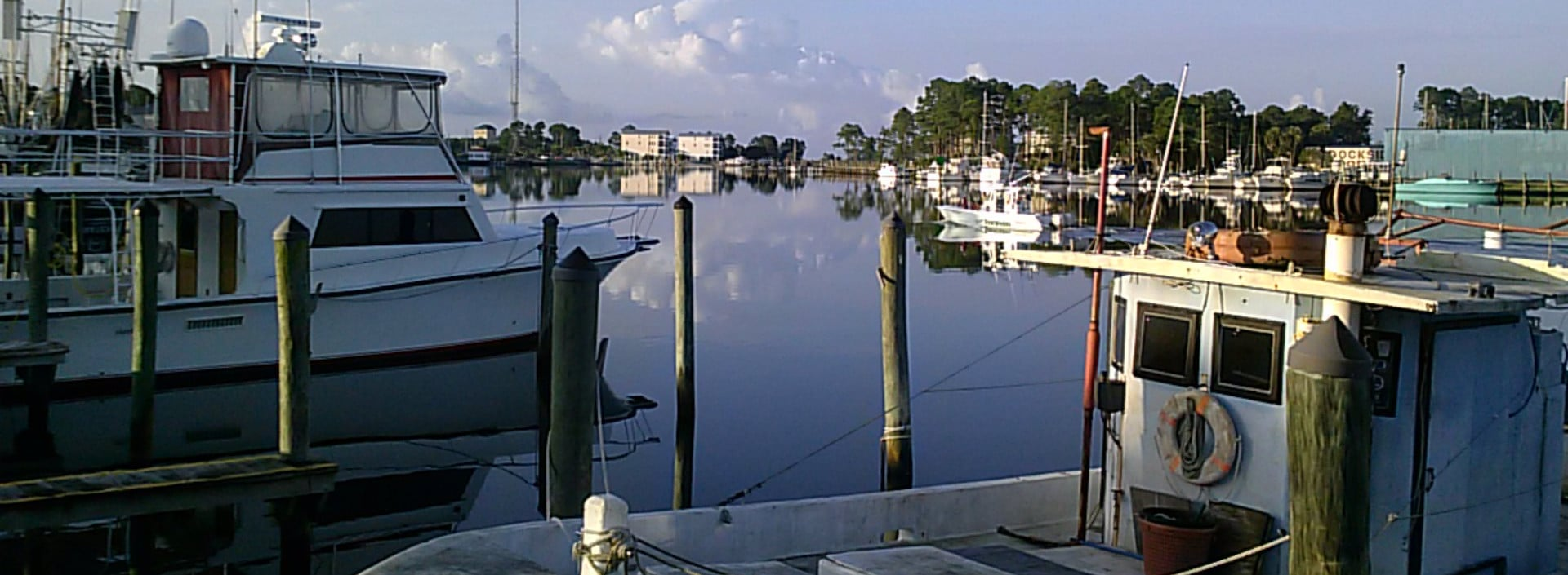 The Carrabelle Harbor